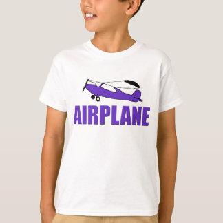 Purple Airplane T-Shirt