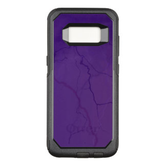 Purple Amethyst OtterBox Commuter Samsung Galaxy S8 Case