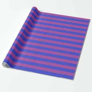 Purple and Indigo Stripes