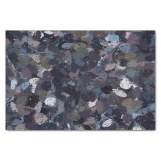 Purple and Lavender Paint Splatter  9163 Tissue Paper