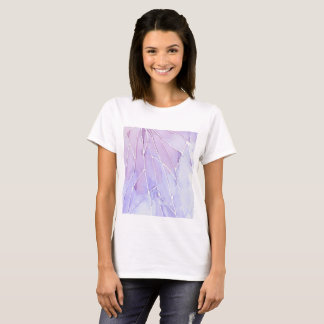 Purple and Pink Marble Break Shirt