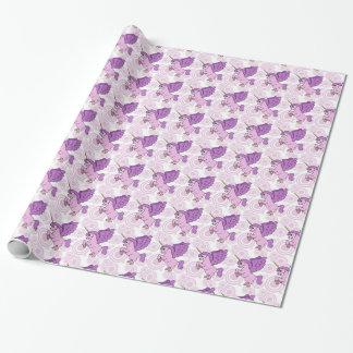 Purple and Pink Unicorn Pattern