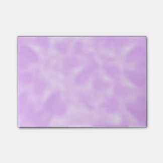 Purple and White Mottled Post-it® Notes