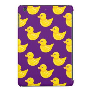 Purple and Yellow Rubber Duck, Ducky iPad Mini Retina Case