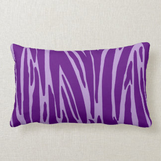 Purple Animal Print Pattern American MoJo Pillows
