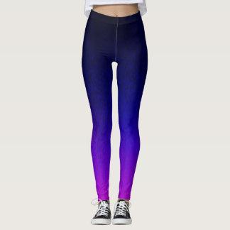 Purple Atmosphere - Leggings