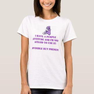 Purple Attitude© T-Shirt
