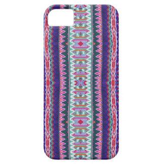 purple aztec iPhone 5 case