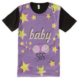Purple Baby all over/Adult Baby/ABDL all over