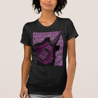 purple bass T-Shirt