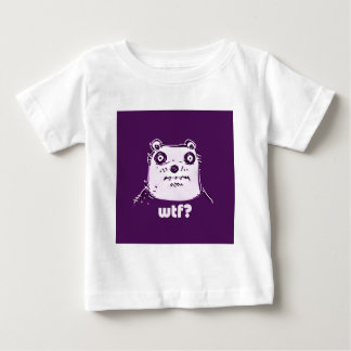 purple bear wtf baby T-Shirt