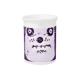 purple bear wtf pitcher