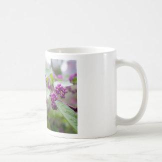 Purple Berries Coffee Mug