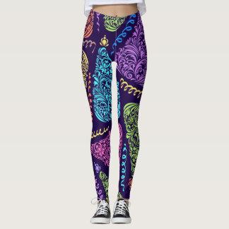 (purple blaze) leggings