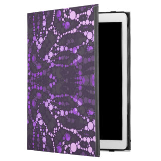 Purple Bling Abstract