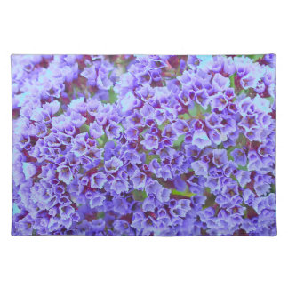 Purple Blooms in Spring Placemat