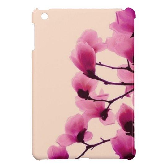 Purple Blossoms iPad Mini Cover