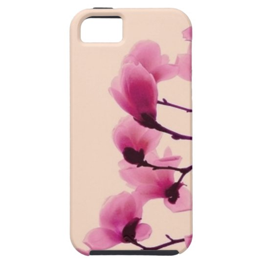 Purple Blossoms iPhone 5 Covers