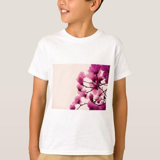 Purple Blossoms T-Shirt