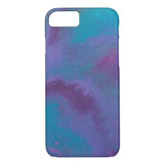 Purple & Blue Cosmos iPhone 8/7 Case