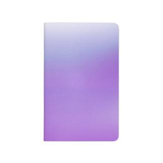Purple Blue Ombre Pocket Journal