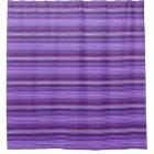 Purple Blue Pink Striped Pattern