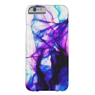 Purple&Blue Smokey Barely There iPhone 6 Case