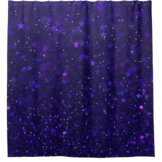 Purple Bokeh Stars