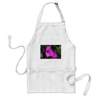 Purple Bougainvillea flower in bloom Standard Apron
