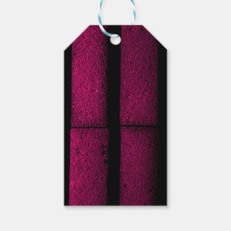 Purple Bricks Gift Tags