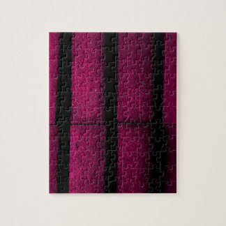 Purple Bricks Jigsaw Puzzle