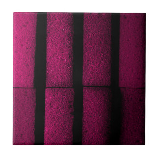 Purple Bricks Tile
