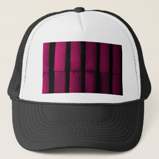 Purple Bricks Trucker Hat