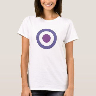 Purple Bullseye Shirt