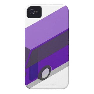 Purple Bus Case-Mate iPhone 4 Case