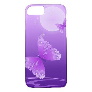 Purple Butterflies iPhone 8/7 Case