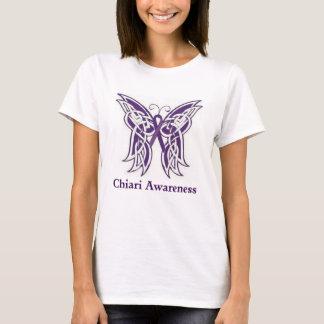 Purple Butterfly T-Shirt