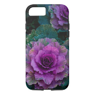 Purple Cabbages, grow like flowers iPhone 7 Case