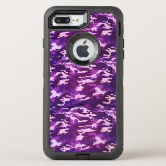 Purple Camo, Otterbox Case