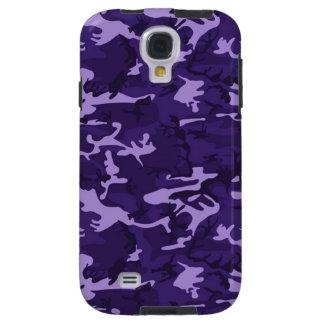 Purple Camouflage Samsung Galaxy S4 Case