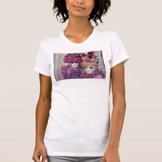 Purple Carnival costume, Venice T-Shirt