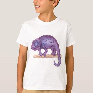 Purple Chameleon T-Shirt