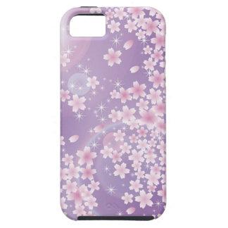 Purple Cherry Blossom iPhone 5 Vibe Case
