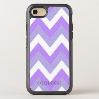Purple Chevron iPhone 7 Otterbox Case