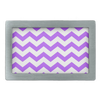 purple chevron stripes belt buckles