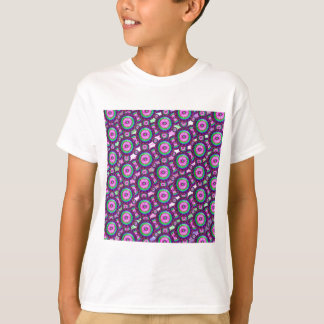 Purple circles T-Shirt