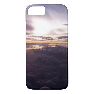 Purple Clouds Phone Case