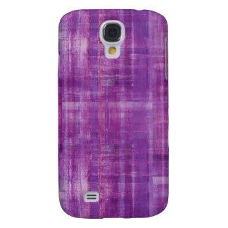 Purple Color Art Pattern