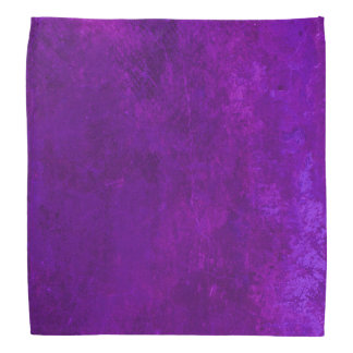 Purple Concrete Bandana