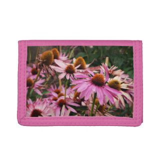 Purple Cone Flower wallet